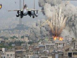 ВВС США устроили бойню у мечети Аль-Джаракиса в Ракке