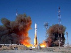 """Первый за год старт ракеты """"Протон-М"""" прошёл успешно"""