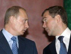 Тайная борьба Путина с правительством Медведева становится все более явной