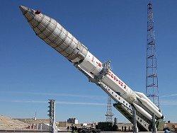 """Ракета-носитель """"Протон-М"""" впервые за год стартовала с Байконура"""