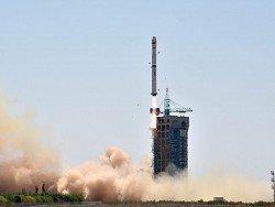 Китай запустил в космос первый телескоп для изучения черных дыр