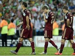 ФИФА заподозрила футболистов сборной России на ЧМ-2014 в употреблении допинга