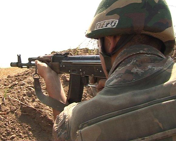 В Карабахе за сутки погибли пять армянских военных