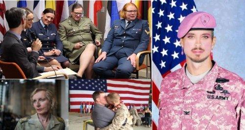 Трансексуалы в армии