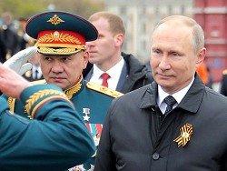 Путин изменил закон о военном положении