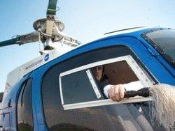Глава Калтасинского района Башкирии заказал вертолет для окропления урожая святой водой