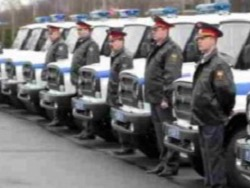 """Россия - самое """"полицейское государство"""""""