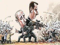 Расходы России на войну в Сирии — 140 млрд рублей