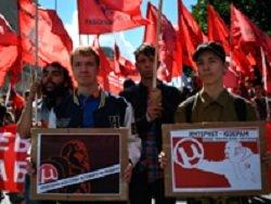 Тысячи москвичей вышли на марш против цензуры в интернете