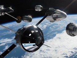 Разработка коммерческих пилотируемых кораблей в США вышла на финишную прямую