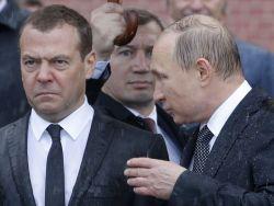 Тяжёлая драма зицпредседателя Медведева