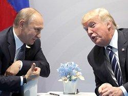 """Трамп ждет """"хороших сделок"""" с РФ и """"подходящего момента"""" для визита Путина в Белый дом"""
