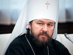 Митрополит Иларион: РПЦ готова обсудить восстановление монархии в России