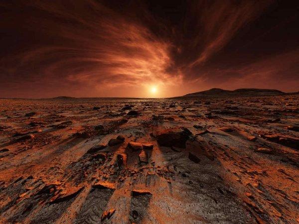"""NASA засняло марсианский """"водопад"""": опубликовано фото"""