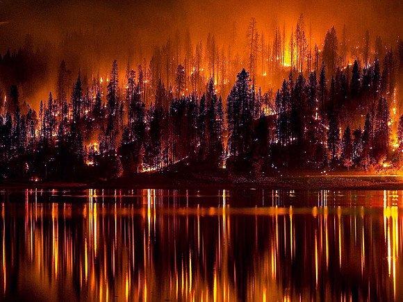 В Якутии нашли виновных в масштабных лесных пожарах