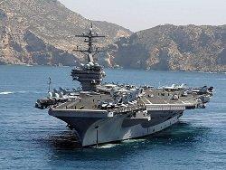 Парад ВМФ РФ в Петербурге вновь под прицелом эскадры ВМС США