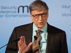 Билл Гейтс раскритиковал Германию за щедрость к беженцам