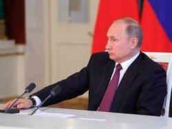 Путин уволил восемь генералов и назначил нового статс-секретаря МЧС