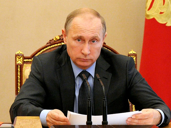 Путин подписал закон о слиянии ФНБ и Резервного фонда