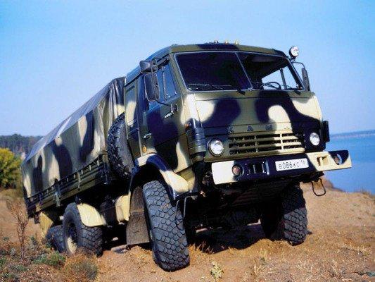 """Модернизация по-сирийски: КамАЗ-5350 """"Мустанг"""" обзавелся двумя пушками"""
