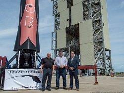Частная компания успешно испытала мини-ракету для запуска спутников