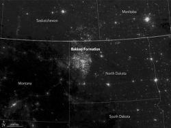 Ученые WSU нашли решение проблемы сжигания попутного метана