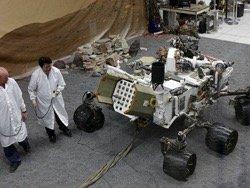 Пять лет на Марсе
