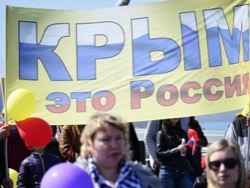 Места, не занятые нами, немедленно займет наш враг. Про Крым, Абхазию и т.д.