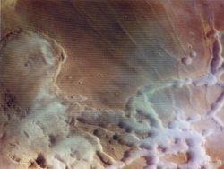 """Три новости: облака на Марсе, контракт на """"Союз-5"""", новый полет Falcon 9"""