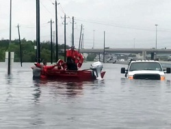 """Жертвами урагана """"Харви"""" в США стали не менее 10 человек"""