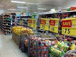 Супермаркет в Германии протестовал против ксенофобии пустыми полками