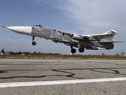 Минобороны рассказало о количестве авиаударов в Сирии