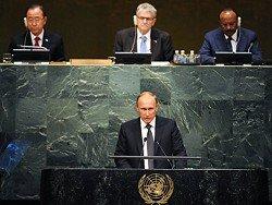 В Кремле заявили об отсутствии у Путина планов участвовать в сессии Генассамблеи ООН