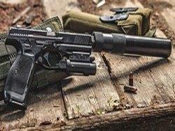 Пистолет Лебедева ПЛ-15К может заменить в войсках легендарный пистолет Макарова