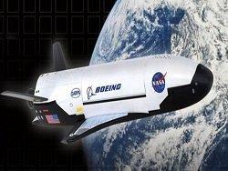 Пентагон вывел на орбиту беспилотный космоплан Х-37 В с секретной миссией