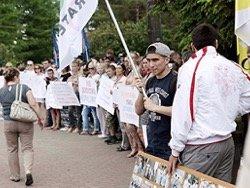Правительство РФ решило еще больше ужесточить правила проведения митингов