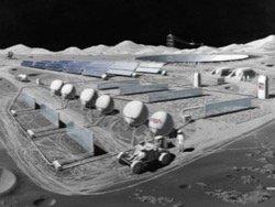 ESA приглашает коммерческие фирмы принять участие в освоении Луны