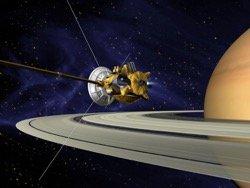 Фото дня: лучшие снимки с борта межпланетной станции Cassini