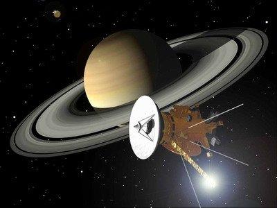 Расписание последних дней Cassini