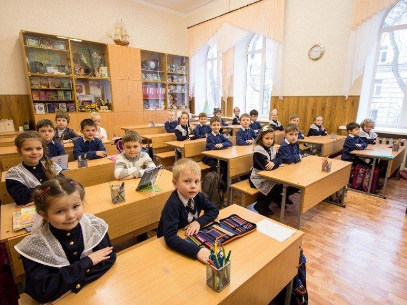 В России побит рекорд по числу первоклассников
