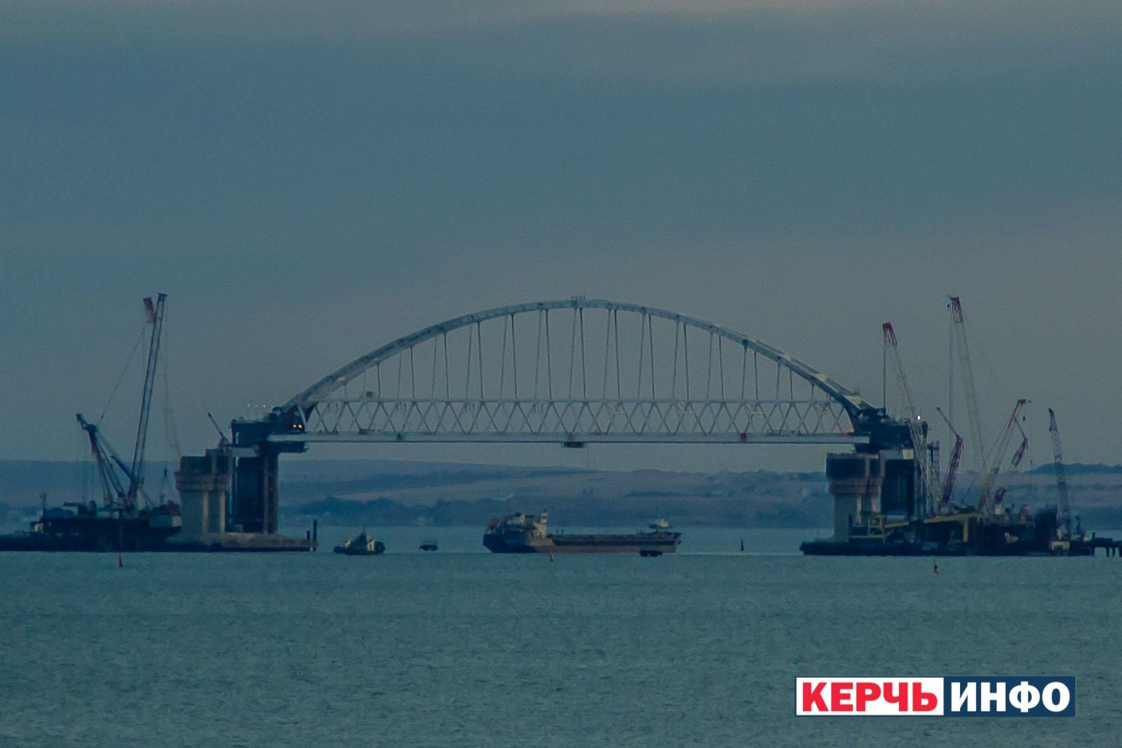 отметить, просадка опор крымского моста каждый