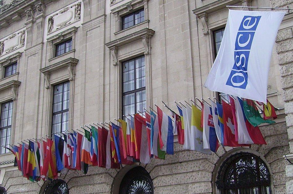 Молчание знак согласия: ОБСЕ признаёт Крым российским