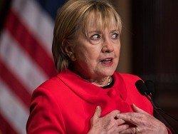 60 процентов американцев хотят отправить Хиллари Клинтон на пенсию