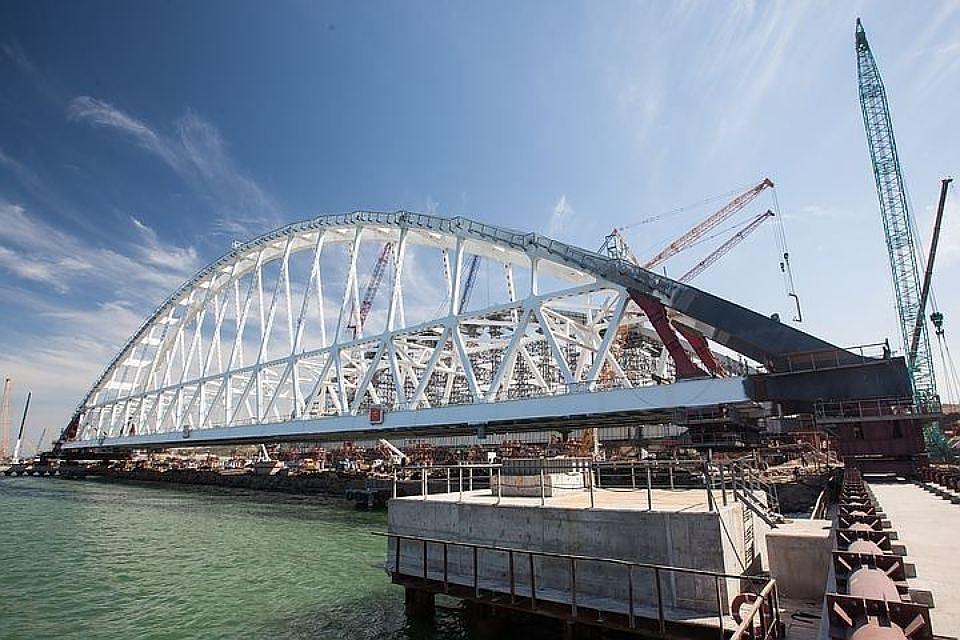 Российский учёный рассказал почему строительство Керченского моста обречено на провал