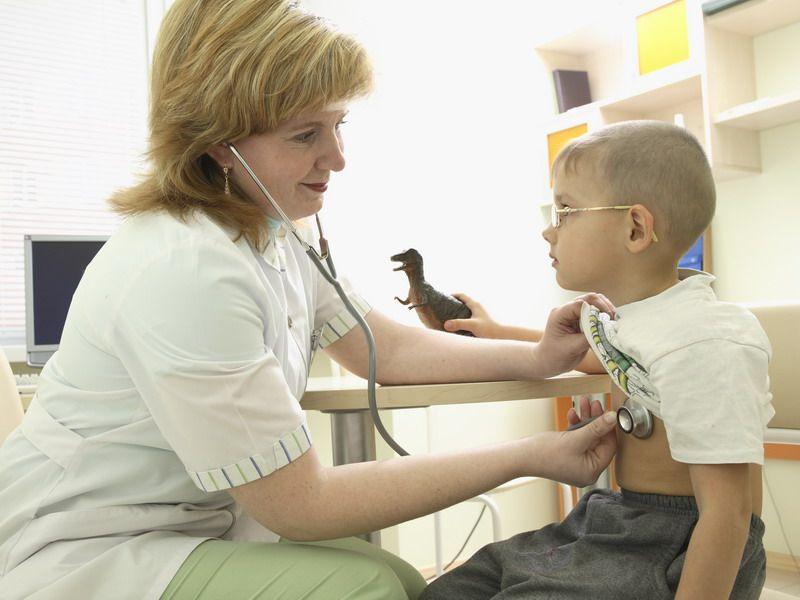 В России не больше 12% абсолютно здоровых детей