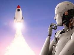Роботы стремятся к звёздам