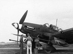 Авиация непосредственной поддержки сухопутных войск во Второй Мировой войне