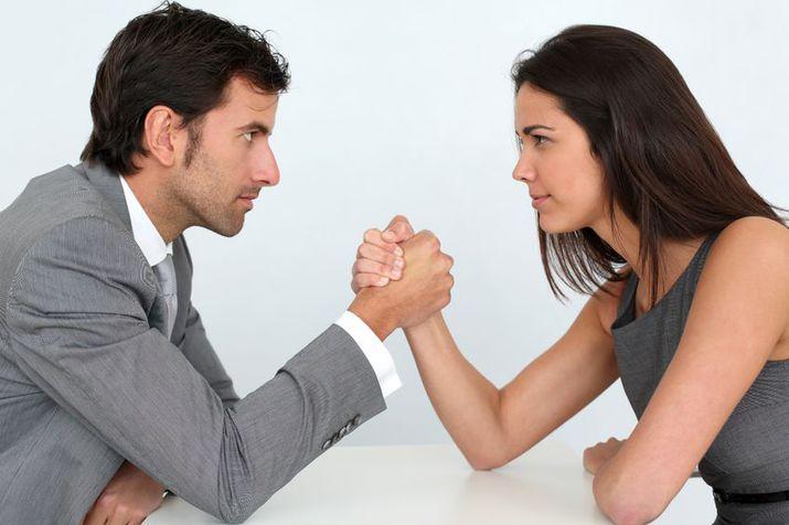 Мужчина сексуально зависим от одной женщины
