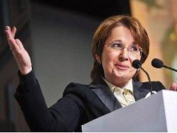 Помимо Собчак и Гордон, кандидатом в президенты может стать Оксана Дмитриева
