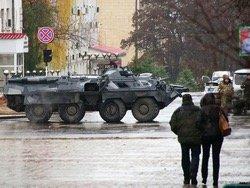 В Луганске отключили телевидение и мобильную связь